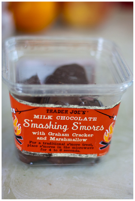 picture of Smashing Smores from Trader Joe's