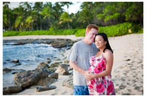 Ko Olina Maternity photography West Oahu