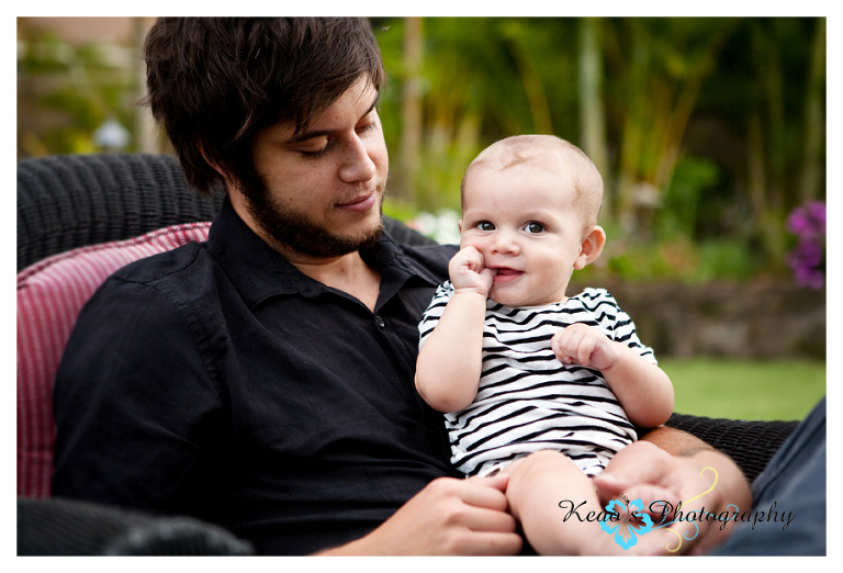 kailua hawaii baby boy photography