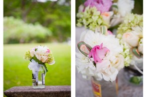 hawaii wedding bouquet photos