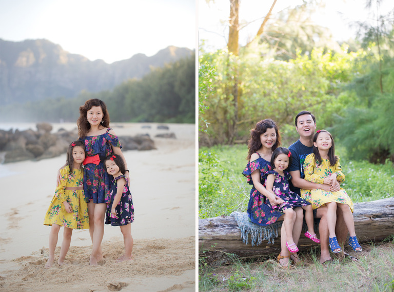 Hawaii Family Photo Bellows_5