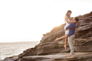 she said yes oahu surprise proposal photographed by hawaii photographer